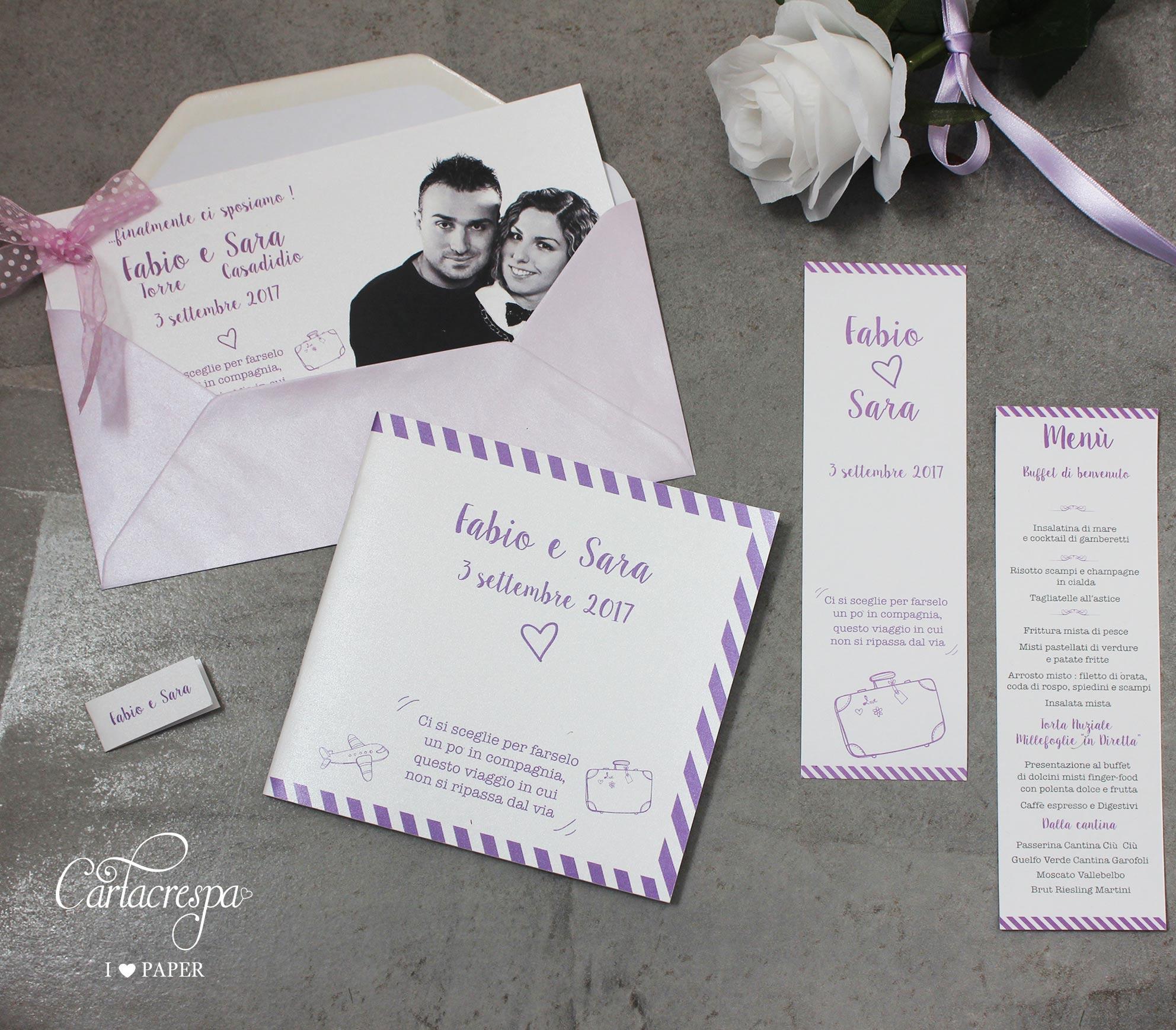 Frasi Matrimonio Sul Viaggio.Un Coordinato Partecipazioni A Tema Viaggio Dedicato A Sposi